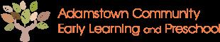 Adamstown Community Early Learning & Preschool Logo